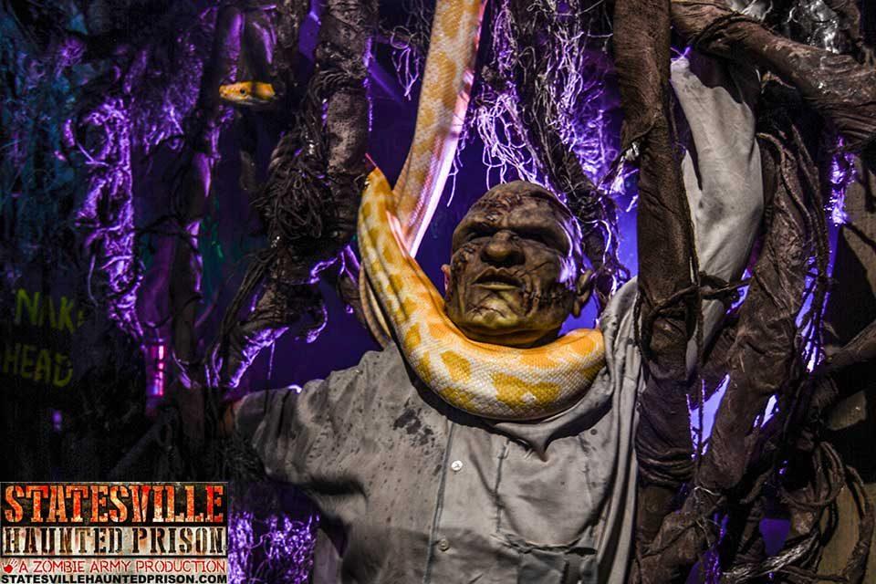 Creepy Halloween City of the Dead