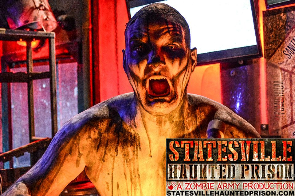 Statesville Haunted Prison, Chicago IL