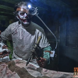Statesville Haunted Prison