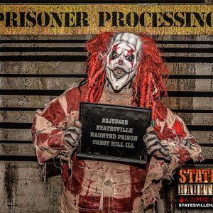 Prison Clown