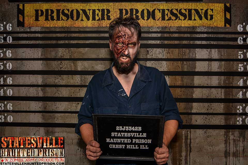 Haunted House Mug Shot