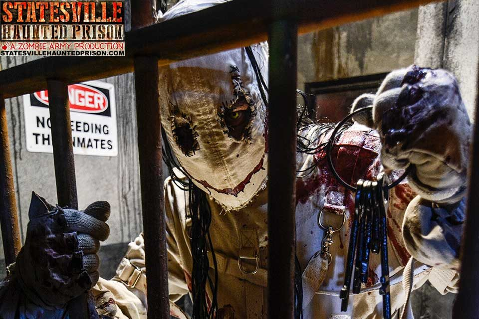 Scariest Haunted Attractions
