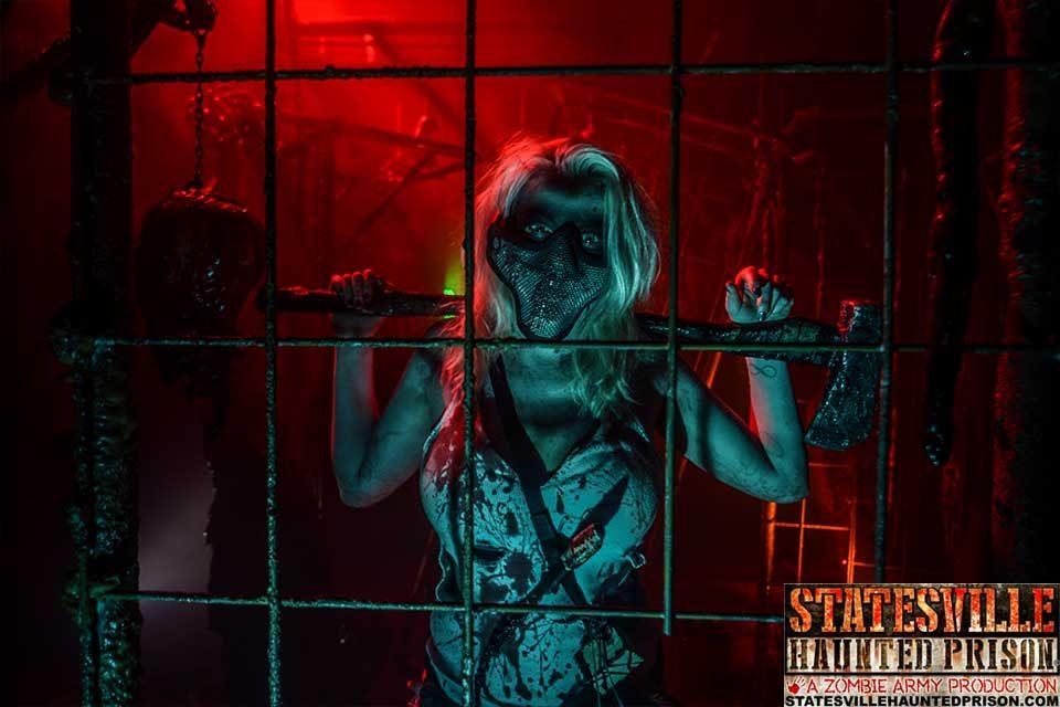 Creepy Sexy Halloween Costume