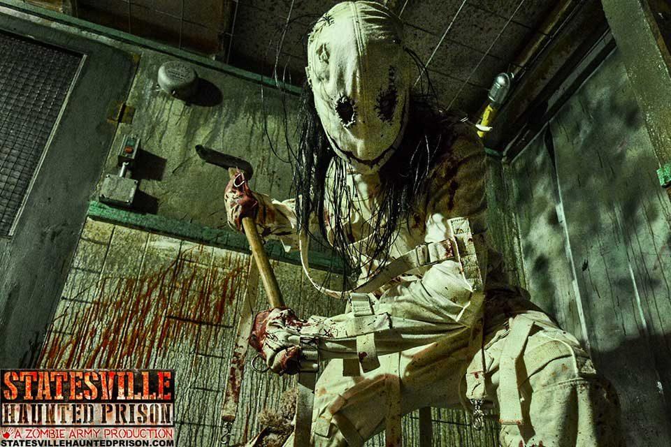 Halloween Creepy Costumes