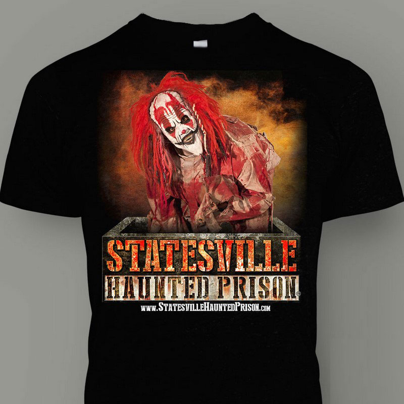 Heretic the Clown T-SHirt