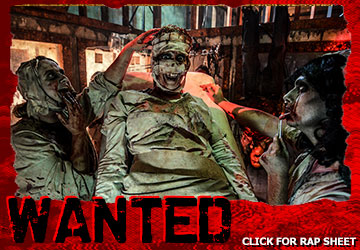 The Maniacs Statesville Haunted Prison