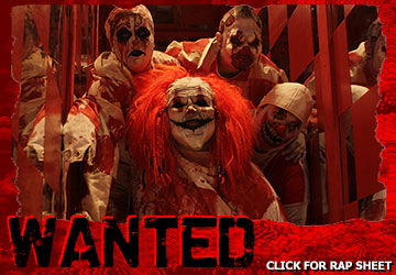 The Clowns Statesville Haunted Prison