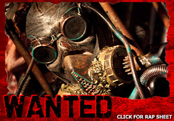 Cog Statesville Haunted Prison