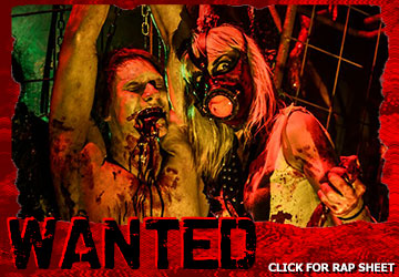 Blood Girls Statesville Haunted Prison