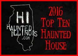 2016 Top Ten at HauntedIllinois.com