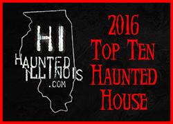 2016 Top Ten at HauntedIllinois.com