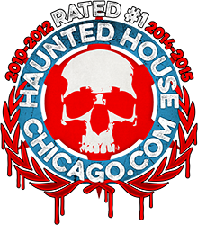 Rated #1 by Haunted House Chicago