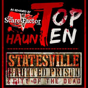 Scare Factor Top 10 Review Statesville