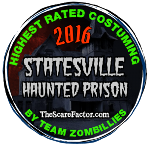 Statesville Highest Rated Costuming 2016