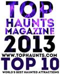TopHaunts.com Top 10 for 2013