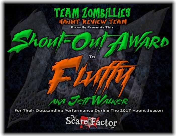 Fluffy: Award for Outstanding Performance